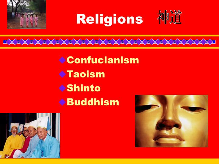 confucianism vs buddhism Hinduism, buddhism, confucianism and daoism are eastern religions and philosophies that have been practiced by millions of people for centuries while hinduism is centered around a supreme.