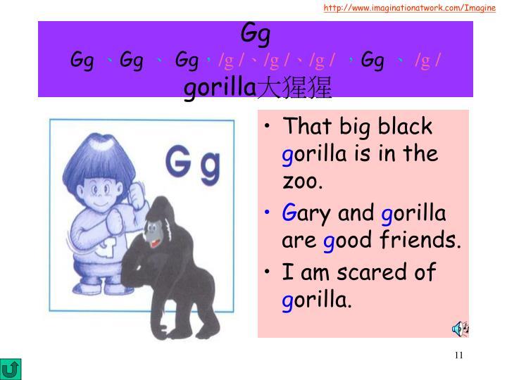 That big black