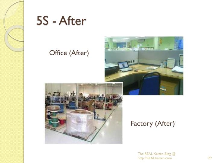 5S - After