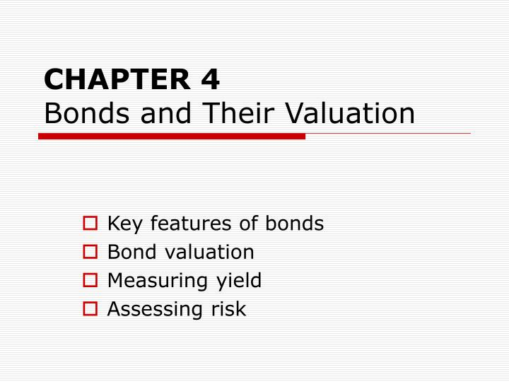 """finance bonds and their valuation This is """"interest rates and bond valuation""""  what should happen to the price of their bonds describe how bonds fit into the larger picture of finance."""