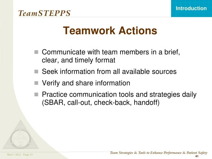 patient safety communication tools