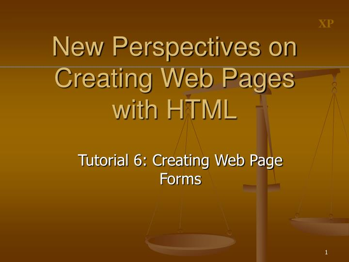 new perspectives on creating web pages with html n.