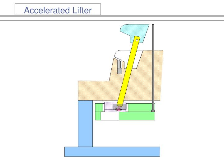 Accelerated Lifter