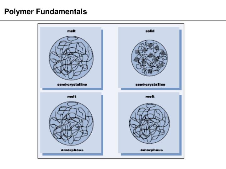 Polymer Fundamentals