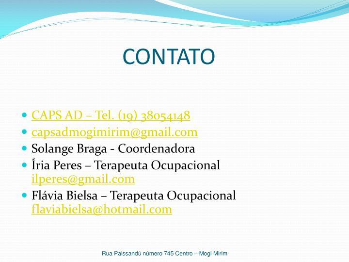 CONTATO