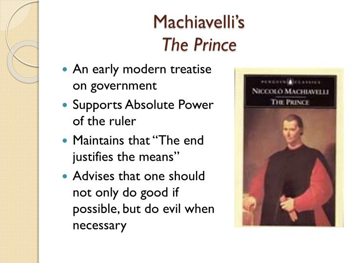 machiavellis views on government essay Free machiavelli government papers, essays machiavelli's views on government - at first glance machiavelli's writings could be mistaken for evil and.