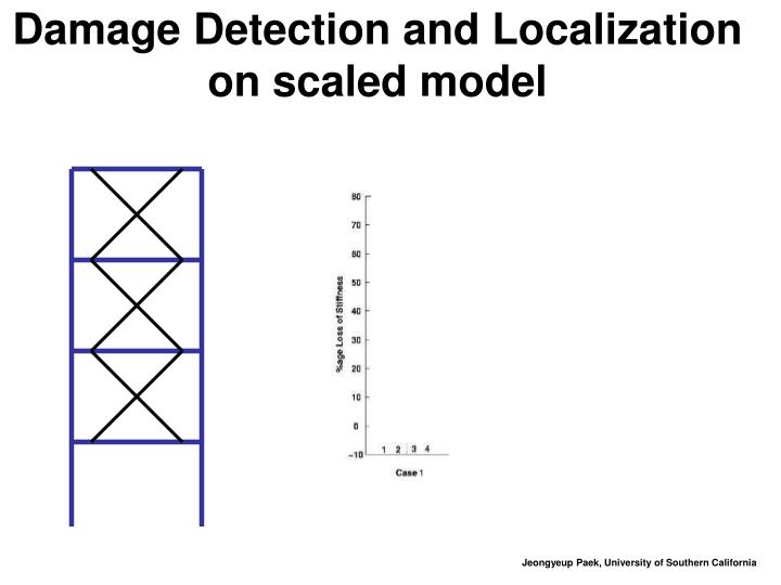 Damage Detection and Localization