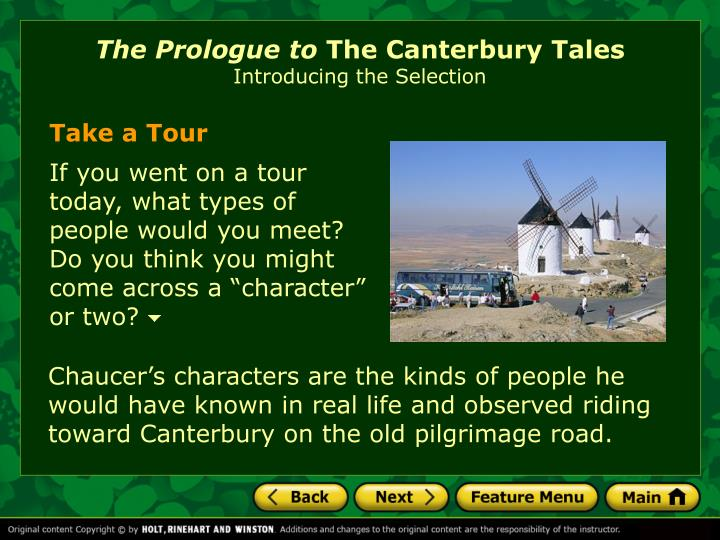 an analysis of canterbury tales by geoffrey chaucer T he canterbury tales is the most famous and critically acclaimed work of geoffrey chaucer, a late-fourteenth- century english poet little is known about chaucer's personal life, and even less about his education, but a.