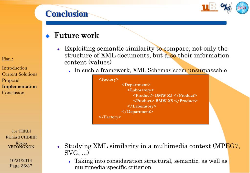 PPT - A Hybrid Approach for XML Similarity PowerPoint