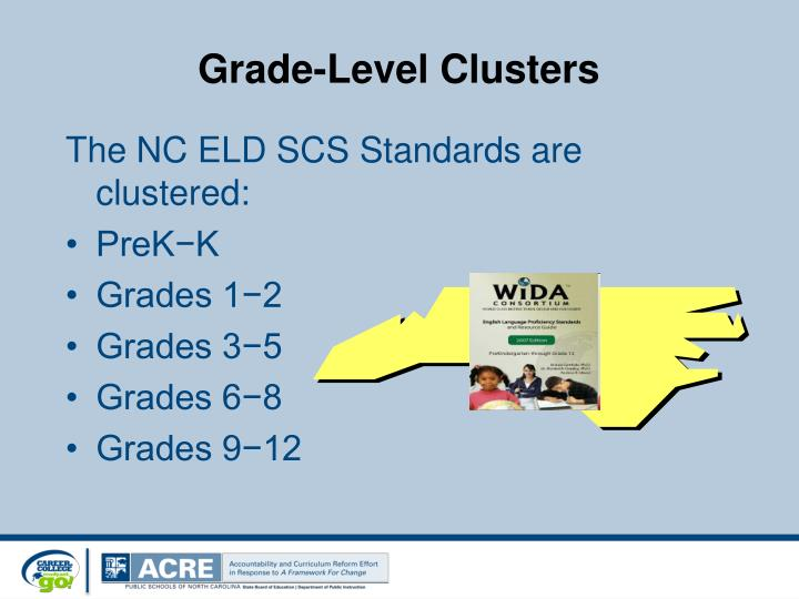 Grade-Level Clusters