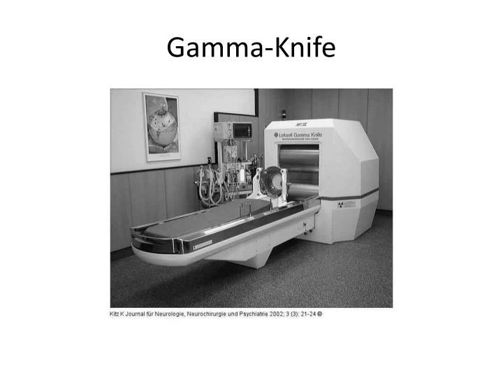 Gamma-Knife