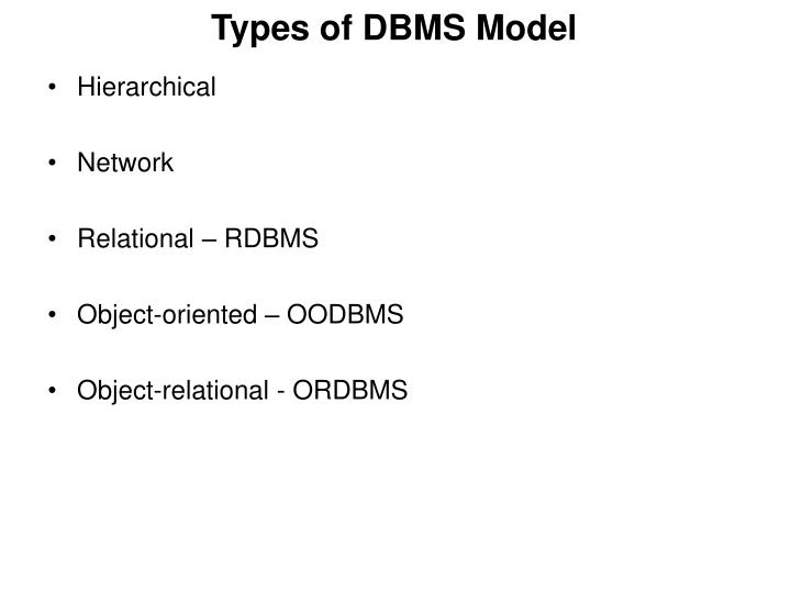 rdbms oodbms and ordbms information technology essay There seems to be a fair amount of confusion about object-oriented database management systems (oodbms) centric oodbms technology rdbms ,何时,合适.