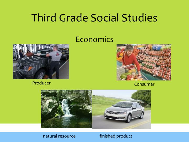 Third grade social studies1