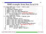 rmi example from sun java 1 4