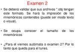 examen 25
