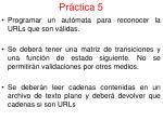 pr ctica 5