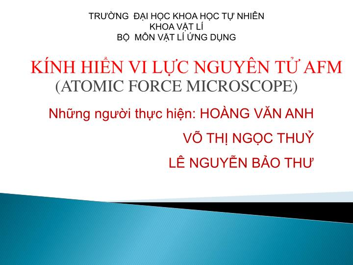 K nh hi n vi l c nguy n t afm atomic force microscope