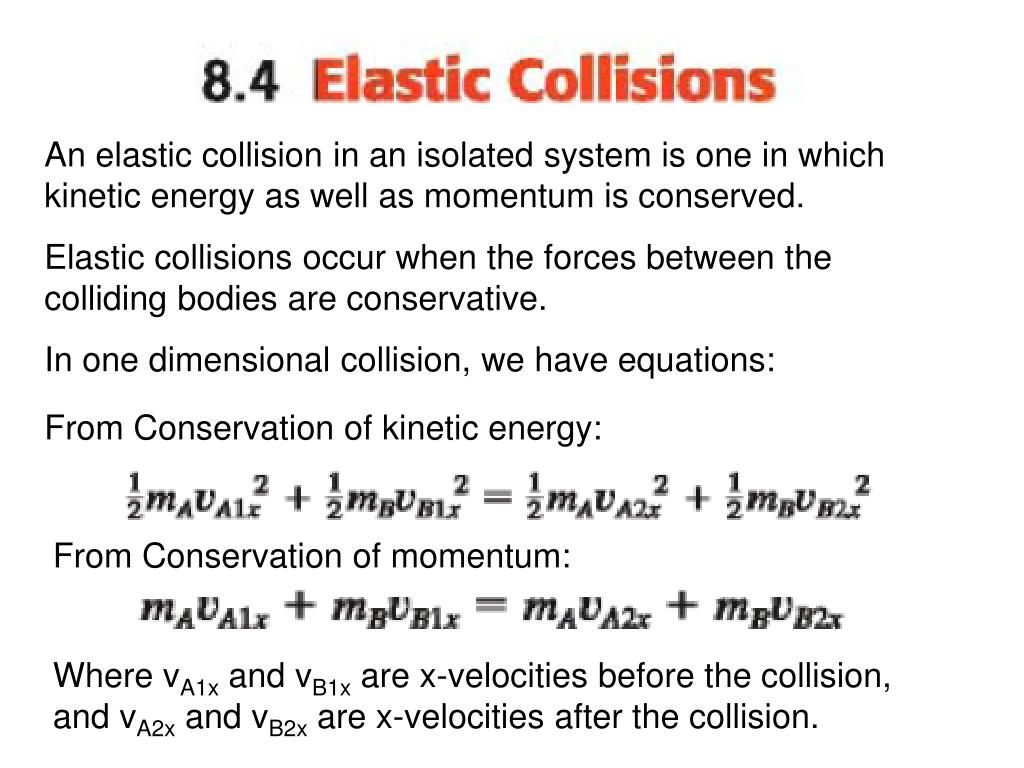 Ppt Chapter 8 Momentum Impulse And Collisions Powerpoint