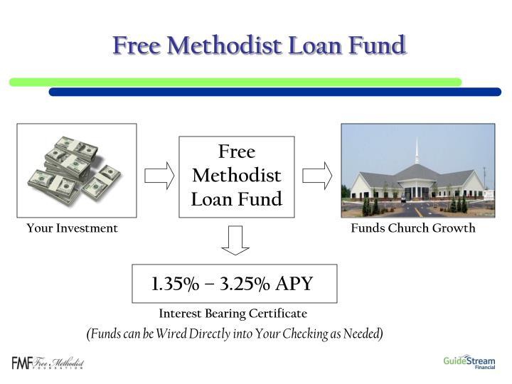 Free methodist loan fund