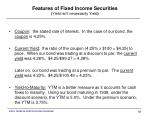 features of fixed income securities yield isn t necessarily yield
