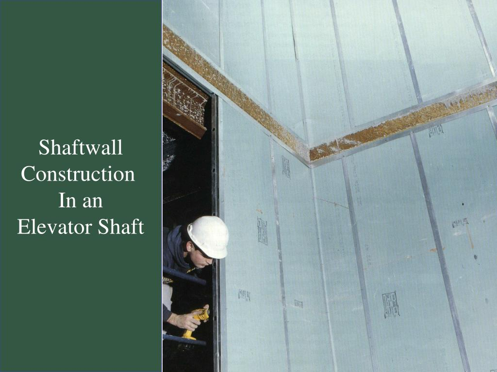 Ppt Chapter 23 Interior Walls Amp Partitions Powerpoint