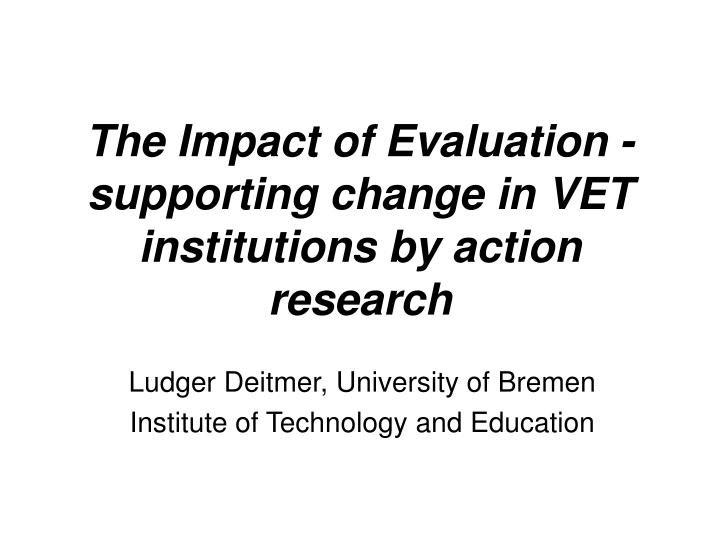 the impact of the institution of Impact group, founded in the year 1980, is a private charitable society offering undergraduate and graduate degrees in engineering, architecture, business, design, human sciences, applied technology, and management studies founded on strong intellectual footings, the impact group offers.