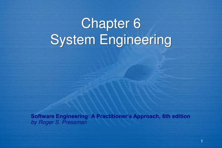 Rmmm plan in software engineering ppt sommerville
