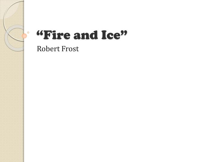 robert frost essay example Unlike most editing & proofreading services, we edit for everything: grammar, spelling, punctuation, idea flow, sentence structure, & more get started now.