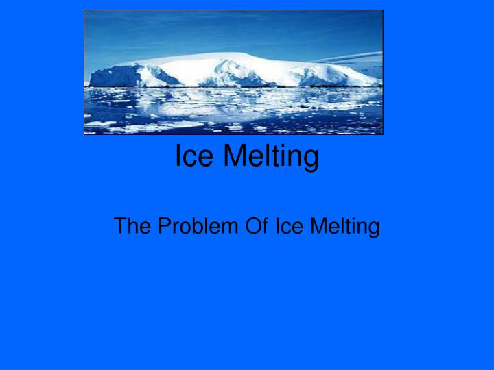 the problem of the ice melting Winter ice and snow melting mats from saltnets®, pet and environmentally friendly snow and ice control mats keep your walkways clear of ice.