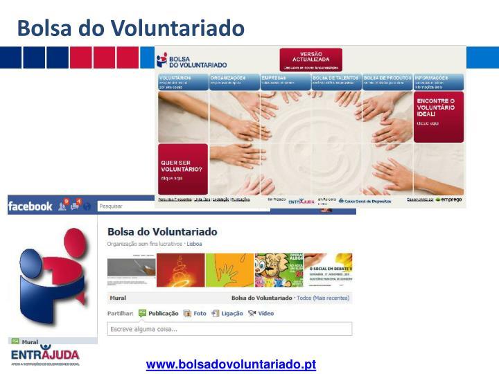 Bolsa do Voluntariado