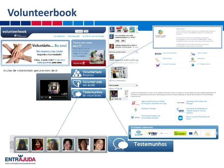 Volunteerbook