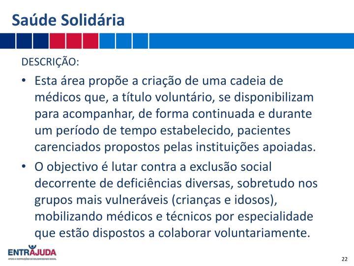 Saúde Solidária