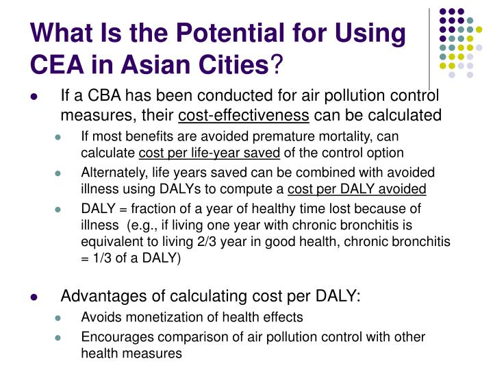 What Is the Potential for Using CEA in Asian Cities