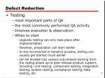 defect reduction2