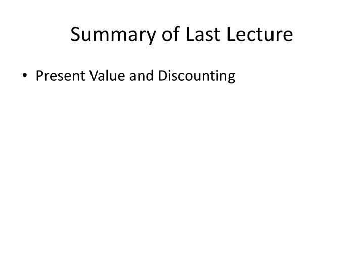 the last lecture summary Last lecture by randy pausch, jeffrey zaslow available in hardcover on powellscom, also read synopsis and reviews based on the extraordinary final lecture by carnegie mellon university professor pausch, given after.