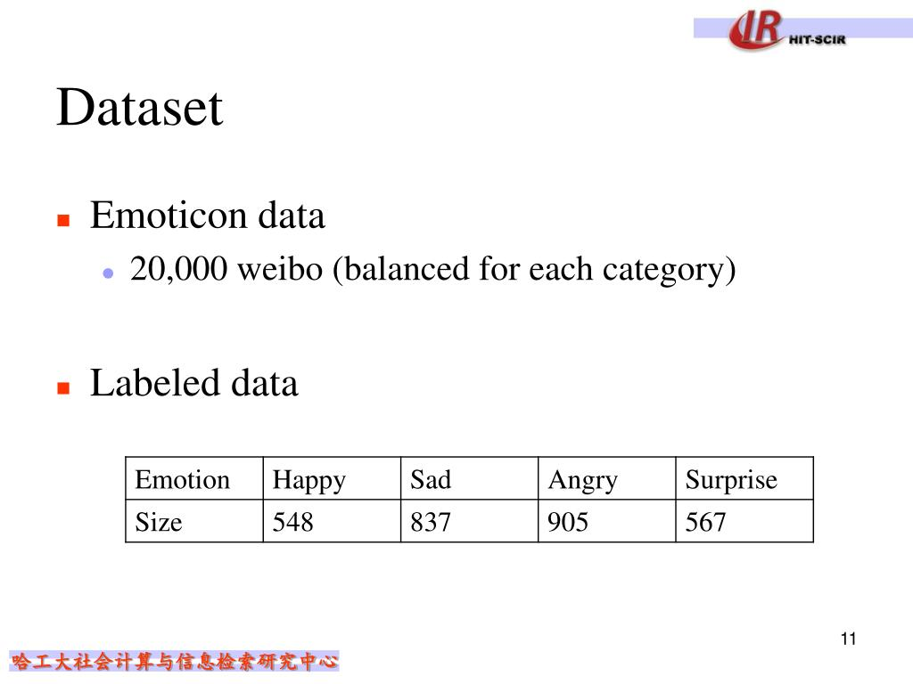PPT - Learning Sentence Representation for Emotion Classification on