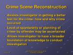 crime scene reconstruction2