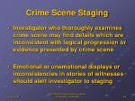 crime scene staging1