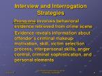interview and interrogation strategies2