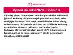 v hled do roku 2020 sc n b