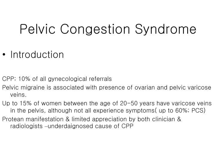 The favorites Pelvic congestion orgasm lea&nbsp