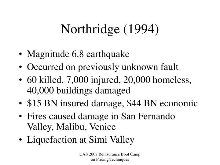 Northridge (1994)