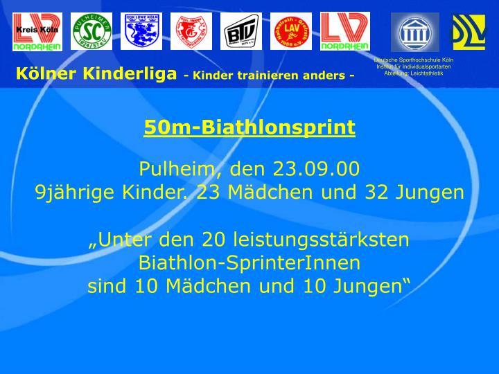 Kölner Kinderliga