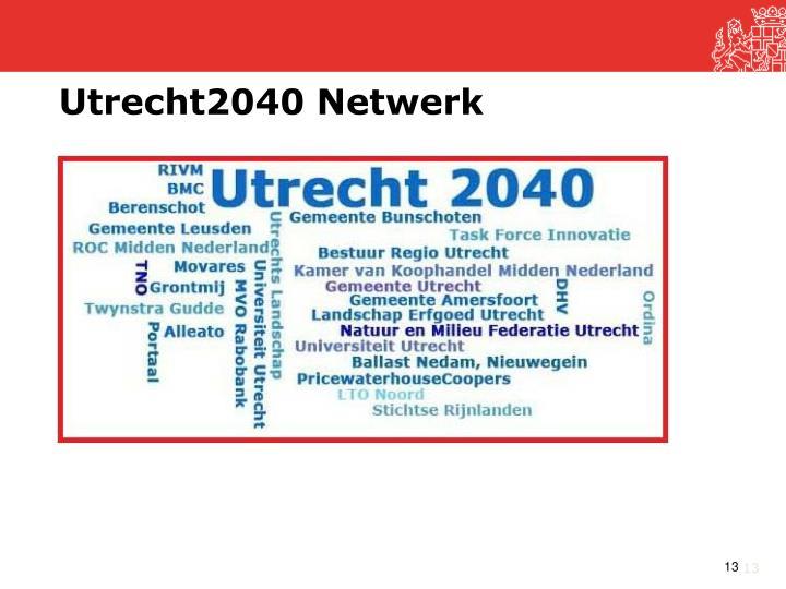 Utrecht2040 Netwerk
