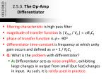 2 5 3 the op amp differentiator2
