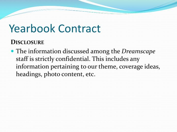 Yearbook contract1