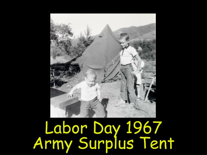 Labor Day 1967