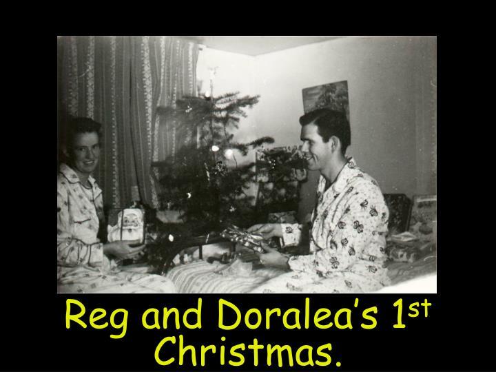 Reg and Doralea's 1