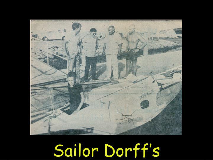 Sailor Dorff's