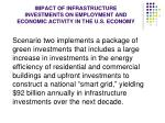 impact of infrastructure investments on employment and economic activity in the u s economy2
